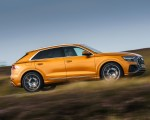 2019 Audi Q8 S Line 50 TDI Quattro (UK-Spec) Side Wallpaper 150x120 (44)