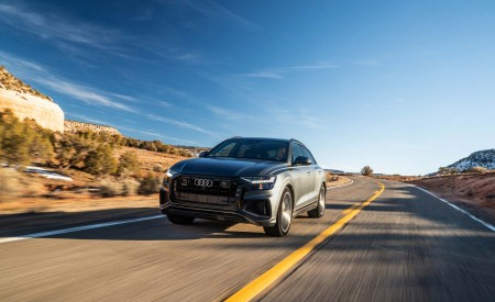 2019 Audi Q8 Wallpapers HD