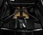 2019 Audi R8 V10 Decennium (Color: Daytona Gray Matt) Engine Wallpaper 150x120 (6)
