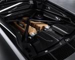 2019 Audi R8 V10 Decennium (Color: Daytona Gray Matt) Engine Wallpaper 150x120 (7)
