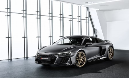 2019 Audi R8 V10 Decennium Wallpapers HD