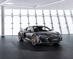 2019 Audi R8 V10 Decennium (Color: Daytona Gray Matt) Front Wallpapers 150x120 (2)