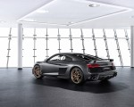 2019 Audi R8 V10 Decennium (Color: Daytona Gray Matt) Rear Wallpapers 150x120 (4)