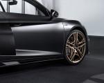 2019 Audi R8 V10 Decennium (Color: Daytona Gray Matt) Side Wallpapers 150x120 (5)