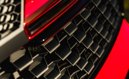 2019 Audi R8 V10 Spyder Performance quattro (UK-Spec) Detail Wallpapers 450x275 (65)