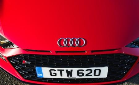 2019 Audi R8 V10 Spyder Performance quattro (UK-Spec) Detail Wallpapers 450x275 (62)
