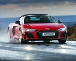 2019 Audi R8 V10 Spyder Performance quattro (UK-Spec) Front Wallpapers 150x120 (44)