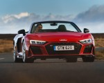 2019 Audi R8 V10 Spyder Performance quattro (UK-Spec) Front Wallpapers 150x120 (32)