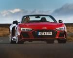 2019 Audi R8 V10 Spyder Performance quattro (UK-Spec) Front Wallpaper 150x120 (32)