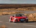 2019 Audi R8 V10 Spyder Performance quattro (UK-Spec) Front Wallpaper 150x120 (18)