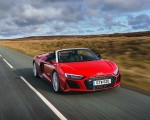 2019 Audi R8 V10 Spyder Performance quattro (UK-Spec) Front Wallpapers 150x120 (2)