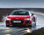 2019 Audi R8 V10 Spyder Performance quattro (UK-Spec) Front Wallpaper 150x120 (45)