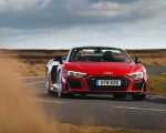 2019 Audi R8 V10 Spyder Performance quattro (UK-Spec) Front Wallpapers 150x120 (33)
