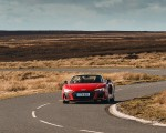 2019 Audi R8 V10 Spyder Performance quattro (UK-Spec) Front Wallpaper 150x120 (21)