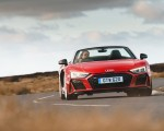 2019 Audi R8 V10 Spyder Performance quattro (UK-Spec) Front Wallpapers 150x120 (23)