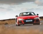 2019 Audi R8 V10 Spyder Performance quattro (UK-Spec) Front Wallpaper 150x120 (23)