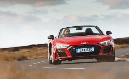 2019 Audi R8 V10 Spyder Performance quattro (UK-Spec) Front Wallpapers 450x275 (23)