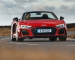 2019 Audi R8 V10 Spyder Performance quattro (UK-Spec) Front Wallpapers 150x120 (34)