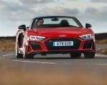 2019 Audi R8 V10 Spyder Performance quattro (UK-Spec) Front Wallpaper 150x120 (34)