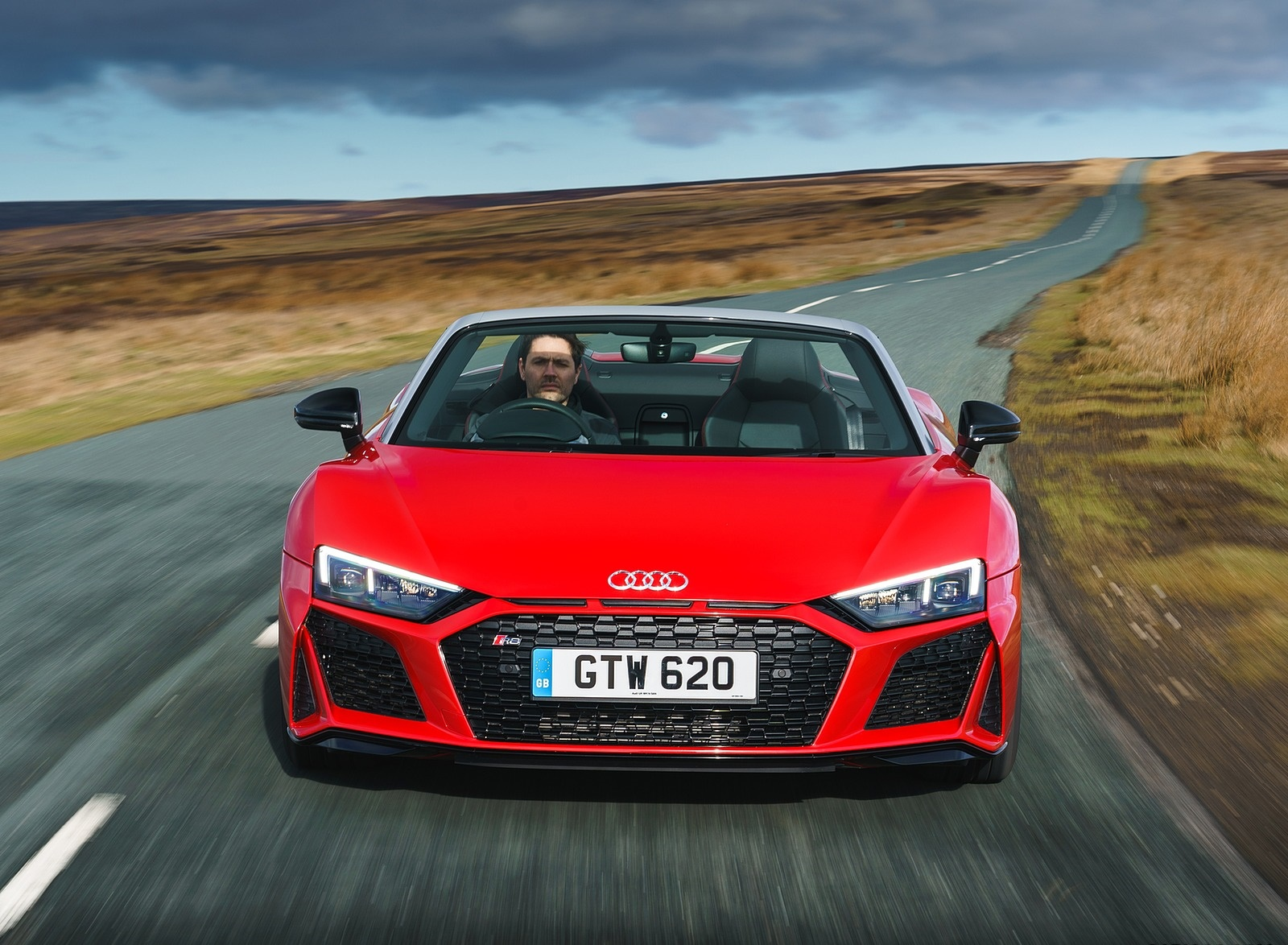 2019 Audi R8 Spyder Uk Spec Wallpapers 100 Hd Images Newcarcars