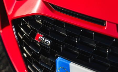 2019 Audi R8 V10 Spyder Performance quattro (UK-Spec) Grill Wallpapers 450x275 (61)