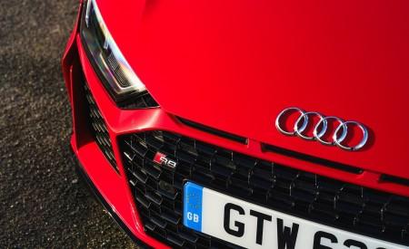2019 Audi R8 V10 Spyder Performance quattro (UK-Spec) Grill Wallpapers 450x275 (60)