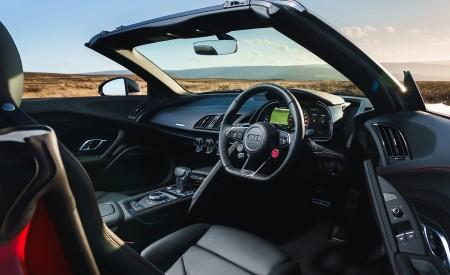 2019 Audi R8 V10 Spyder Performance quattro (UK-Spec) Interior Wallpapers 450x275 (82)