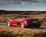 2019 Audi R8 V10 Spyder Performance quattro (UK-Spec) Rear Three-Quarter Wallpapers 150x120 (36)