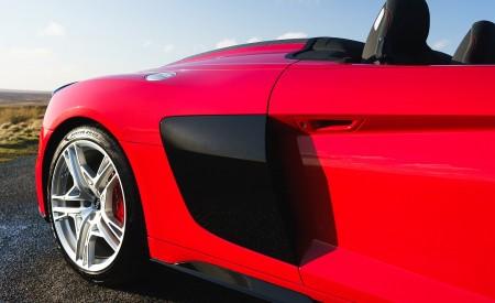 2019 Audi R8 V10 Spyder Performance quattro (UK-Spec) Side Vent Wallpapers 450x275 (69)