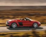 2019 Audi R8 V10 Spyder Performance quattro (UK-Spec) Side Wallpaper 150x120 (40)