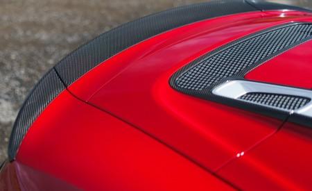 2019 Audi R8 V10 Spyder Performance quattro (UK-Spec) Spoiler Wallpapers 450x275 (72)