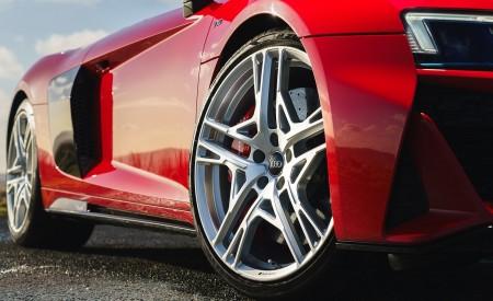 2019 Audi R8 V10 Spyder Performance quattro (UK-Spec) Wheel Wallpapers 450x275 (74)