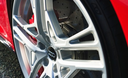 2019 Audi R8 V10 Spyder Performance quattro (UK-Spec) Wheel Wallpapers 450x275 (75)