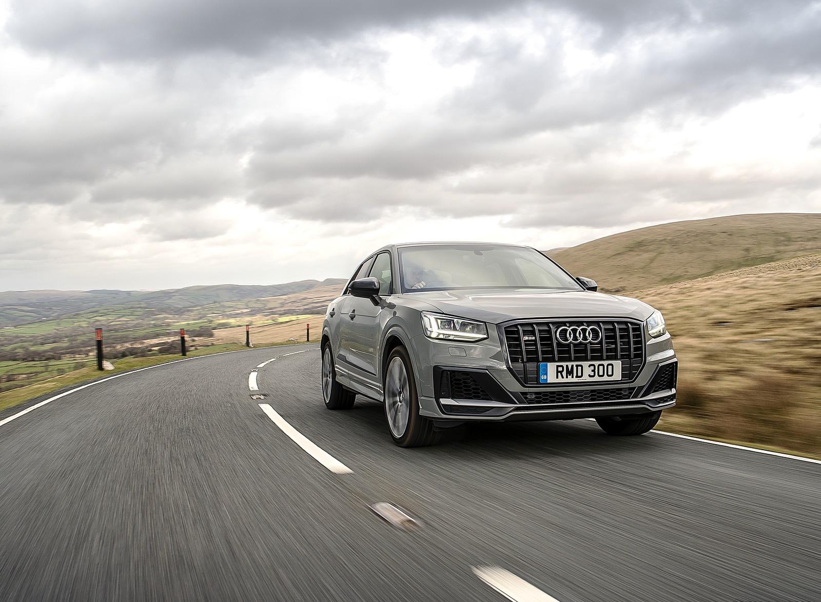 2019 Audi SQ2 (UK-Spec) Front Three-Quarter Wallpaper (2)