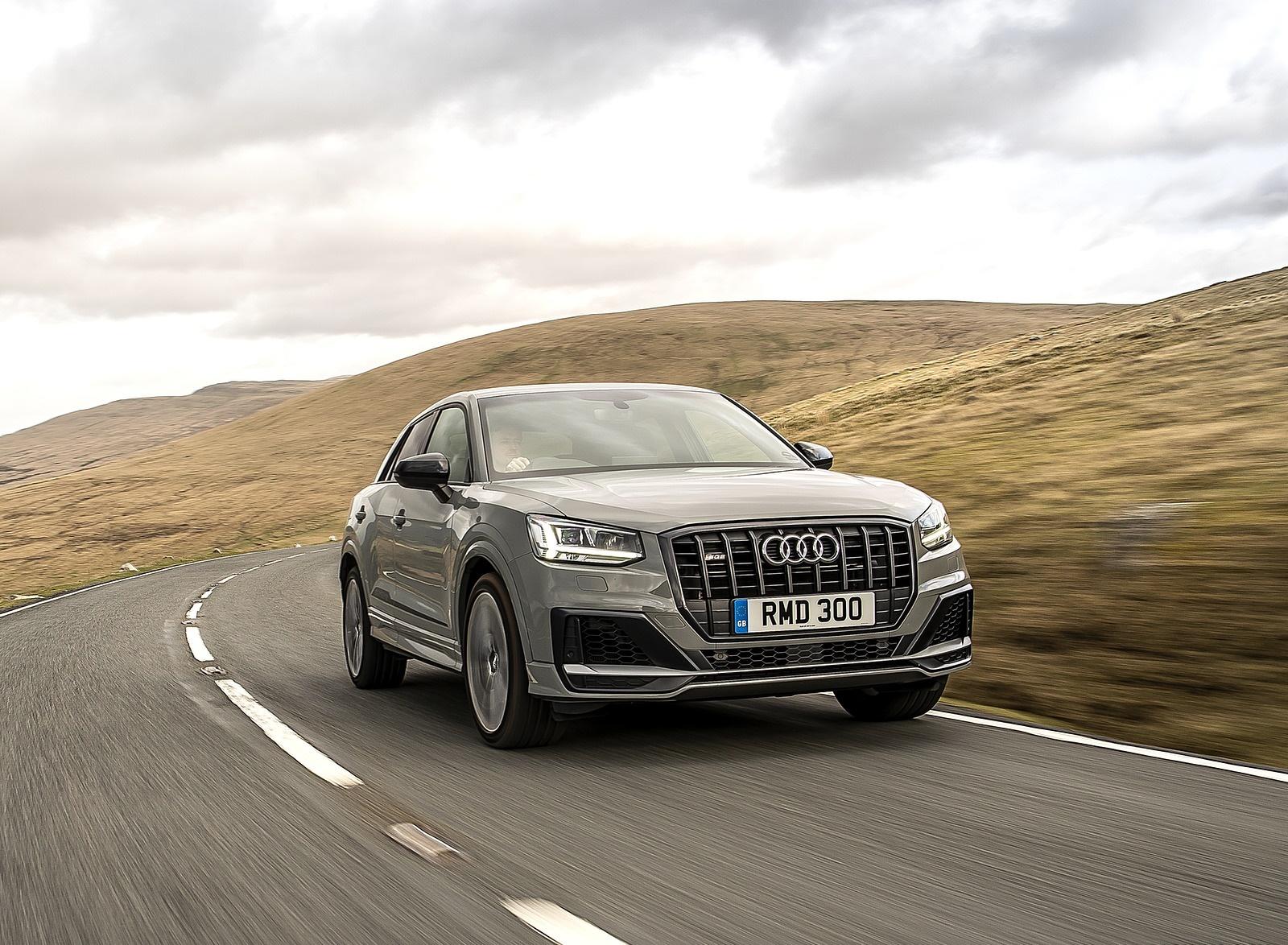 2019 Audi SQ2 (UK-Spec) Front Three-Quarter Wallpaper (3)