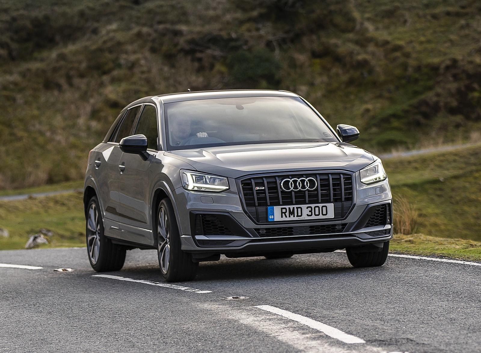 2019 Audi SQ2 (UK-Spec) Front Three-Quarter Wallpaper (10)