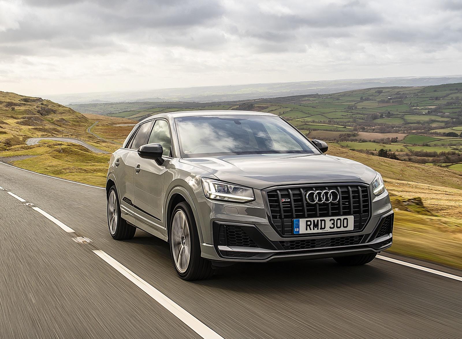 2019 Audi SQ2 (UK-Spec) Front Three-Quarter Wallpaper (4)