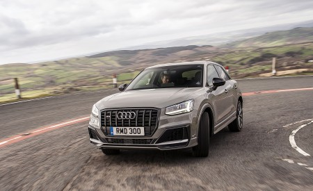 2019 Audi SQ2 (UK-Spec) Wallpapers HD