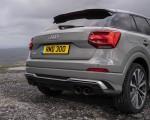 2019 Audi SQ2 (UK-Spec) Rear Wallpaper 150x120 (39)