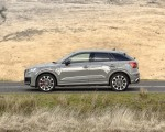 2019 Audi SQ2 (UK-Spec) Side Wallpaper 150x120 (14)