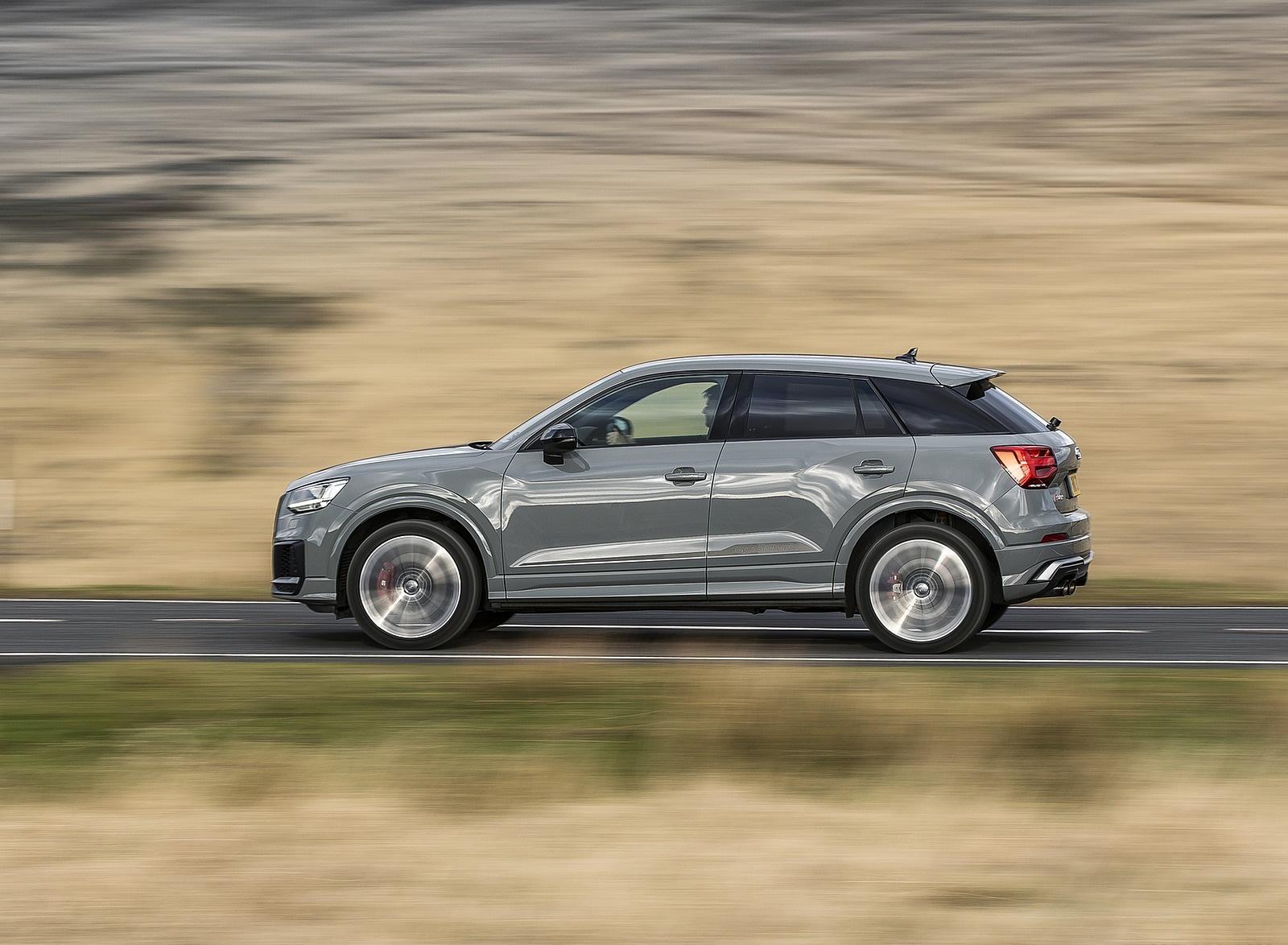 2019 Audi SQ2 (UK-Spec) Side Wallpaper (15)