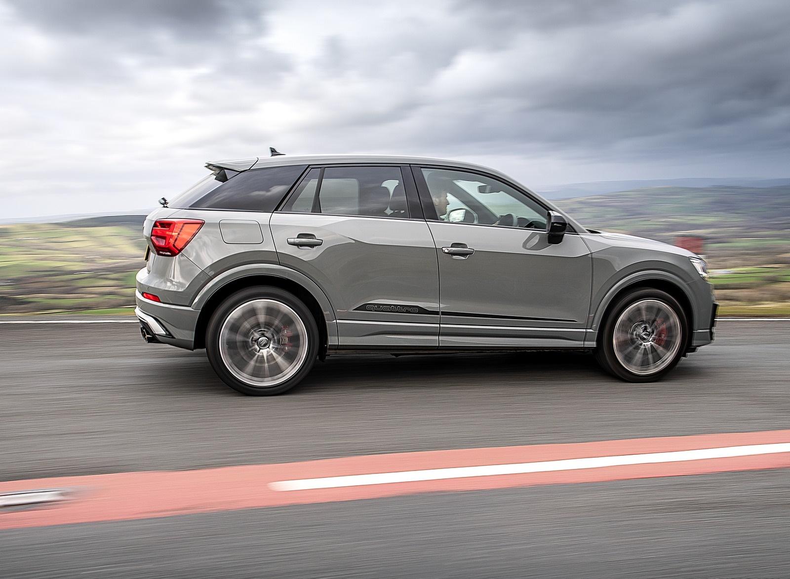 2019 Audi SQ2 (UK-Spec) Side Wallpaper (7)