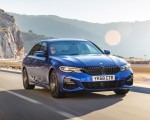 2019 BMW 3-Series Saloon 320d xDrive (UK-Spec) Front Three-Quarter Wallpapers 150x120 (25)