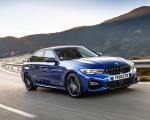 2019 BMW 3-Series Saloon 320d xDrive (UK-Spec) Front Three-Quarter Wallpapers 150x120 (20)
