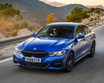 2019 BMW 3-Series Saloon 320d xDrive (UK-Spec) Front Three-Quarter Wallpapers 150x120 (1)