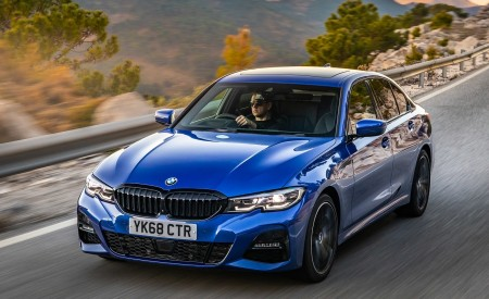 2019 BMW 3-Series (UK-Spec) Wallpapers