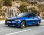 2019 BMW 3-Series Saloon 320d xDrive (UK-Spec) Front Three-Quarter Wallpapers 150x120 (22)