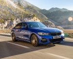 2019 BMW 3-Series Saloon 320d xDrive (UK-Spec) Front Three-Quarter Wallpapers 150x120 (10)