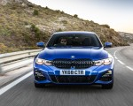 2019 BMW 3-Series Saloon 320d xDrive (UK-Spec) Front Wallpapers 150x120 (15)