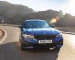 2019 BMW 3-Series Saloon 320d xDrive (UK-Spec) Front Wallpapers 150x120 (14)